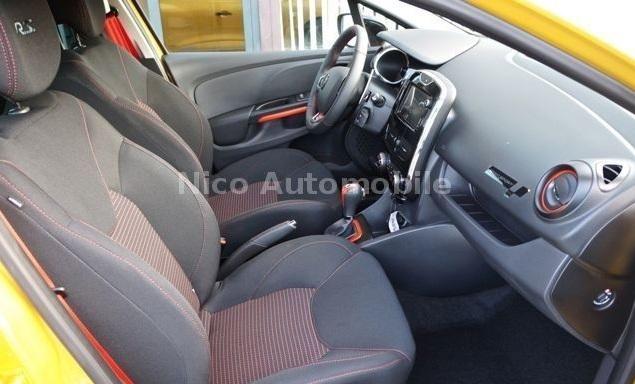 Renault Clio IV 1.6 Turbo RS 200 Jaune 9.jpg