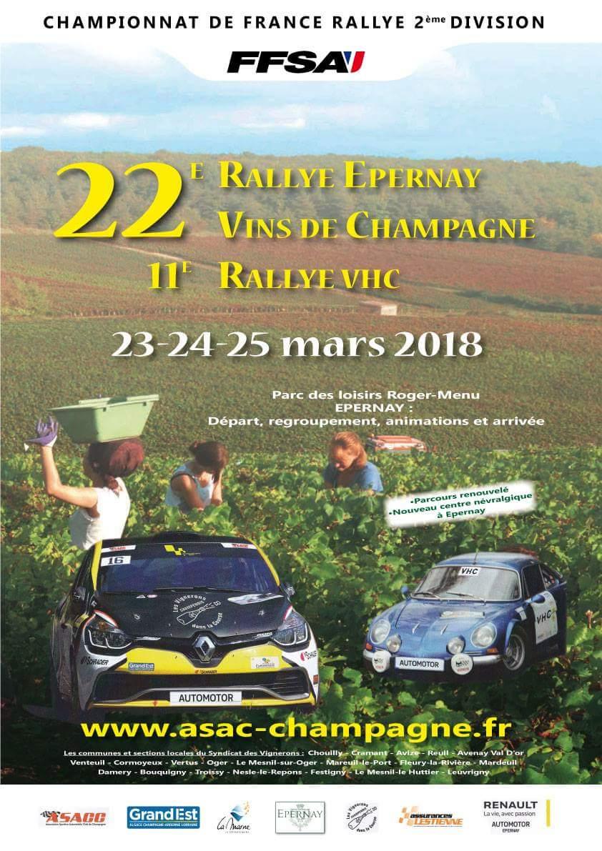 forum rallye d'epernay