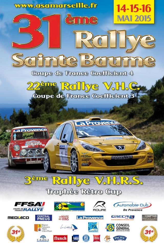 forum rallye sainte baume 2016
