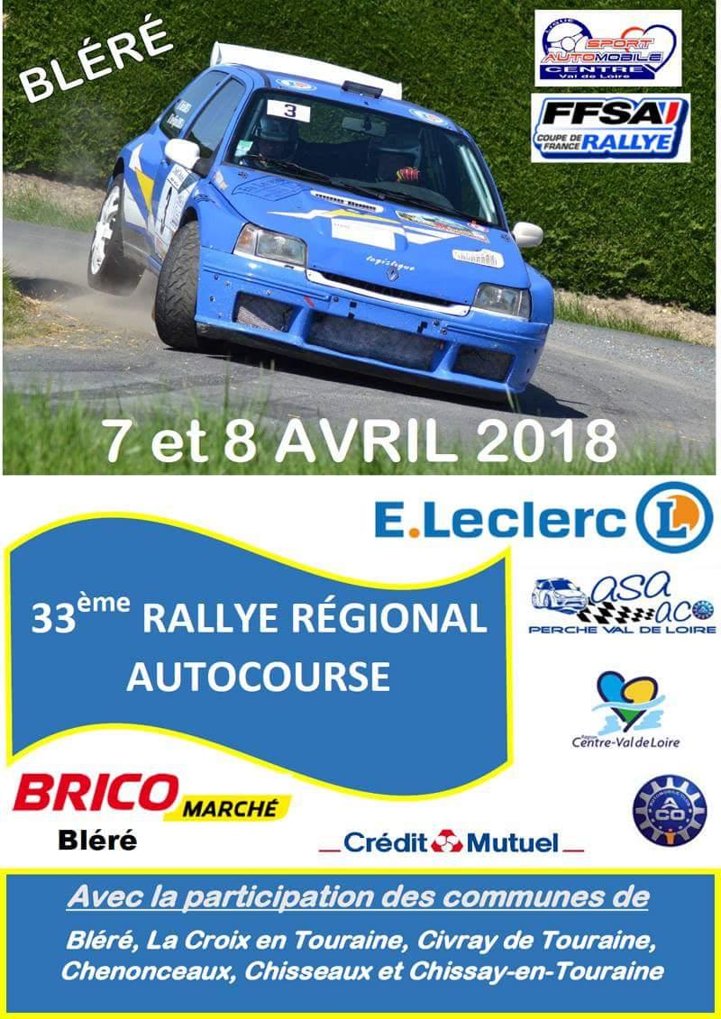 forum rallye layon 2018