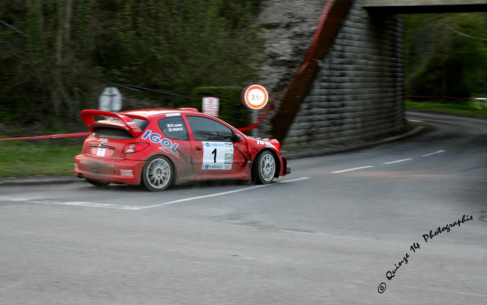 forum rallye suisse normande