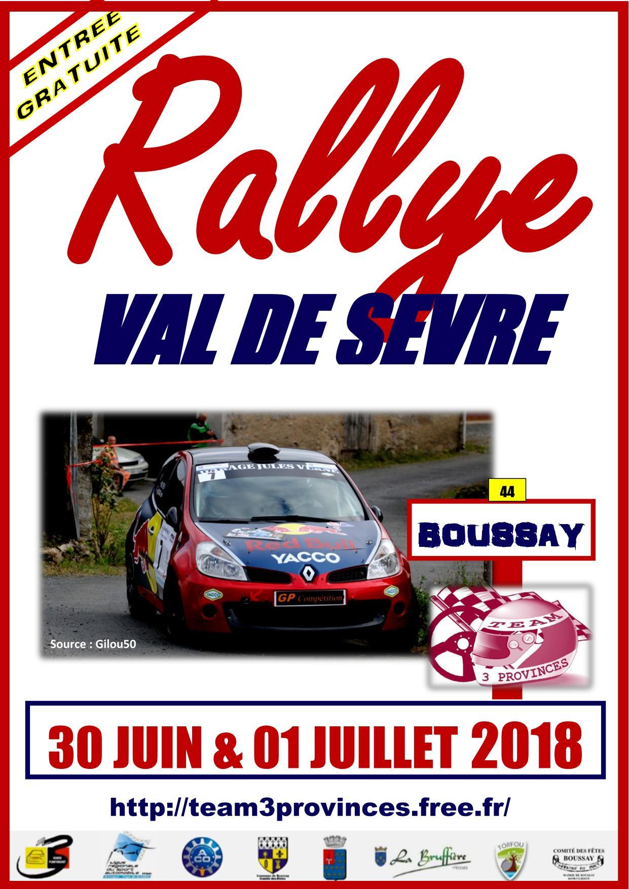 Rallye 30 juin
