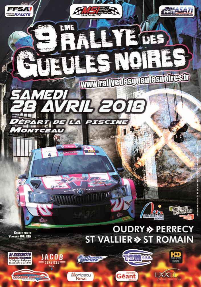 forum rallye anguison 2018