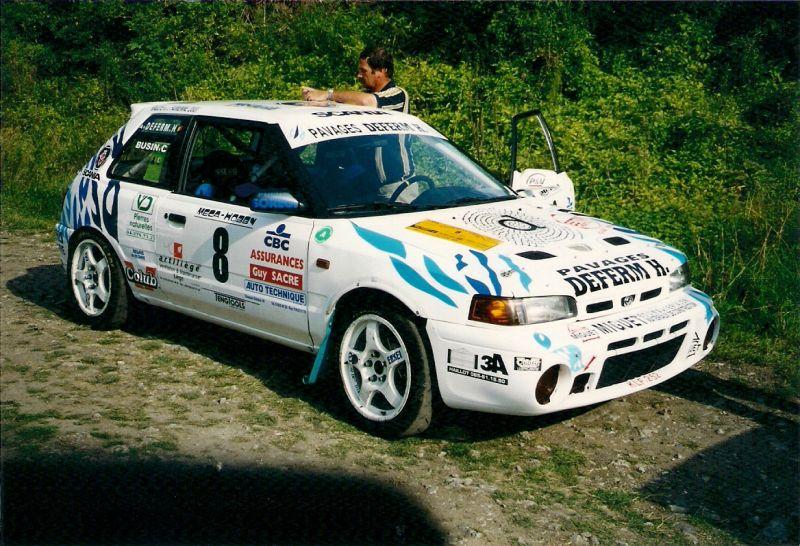 Rallye forum