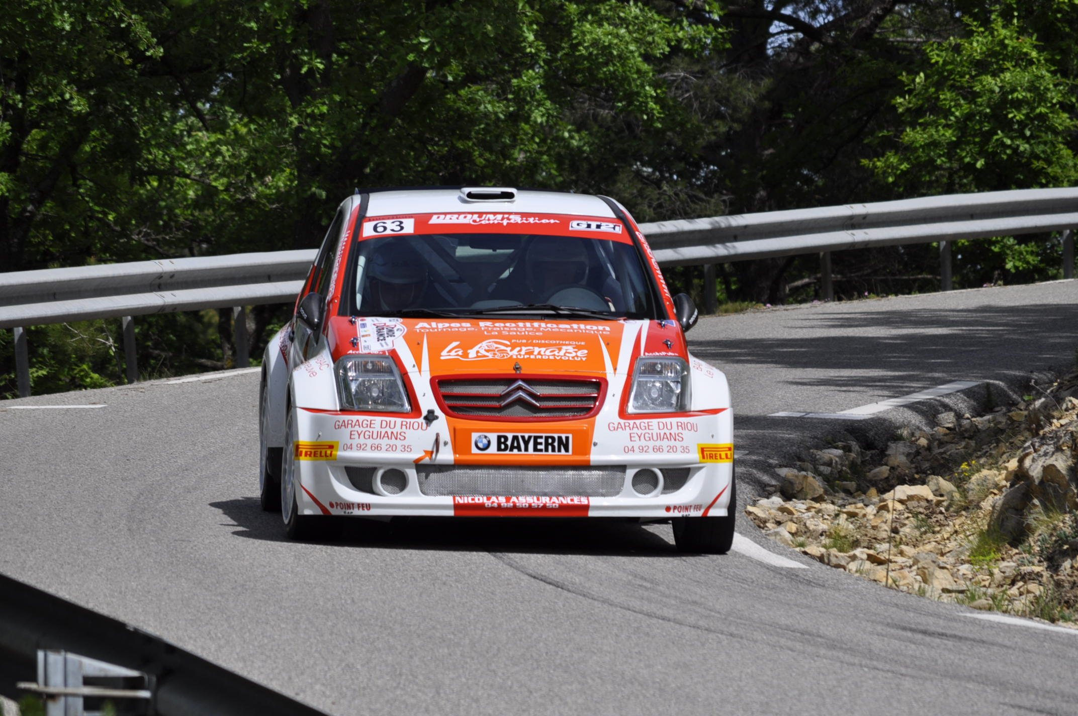 Rallye Ronde de la Durance 2015 118.JPG