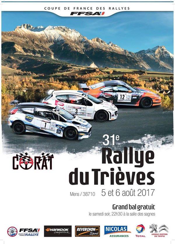 Rallye 6 aout 2017