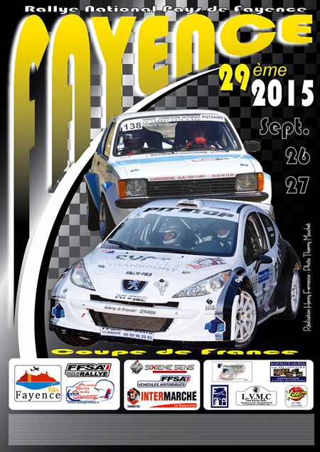 forum rallye fayence 2015