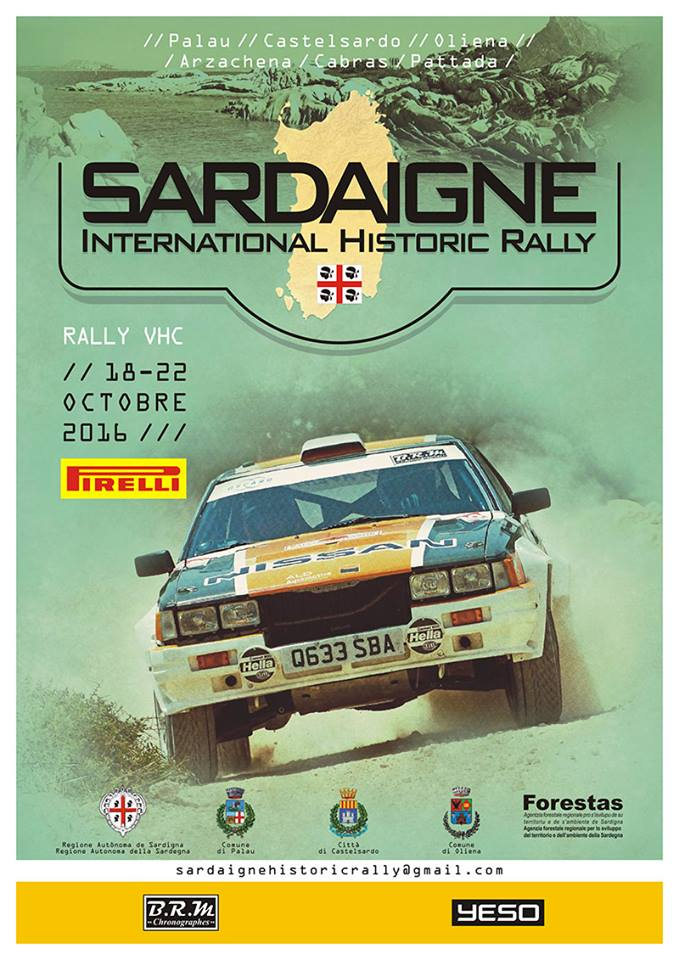 forum rallye sardaigne