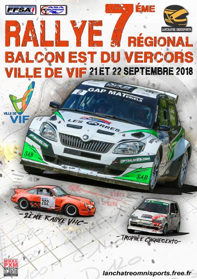 Rallye 974 septembre 2018