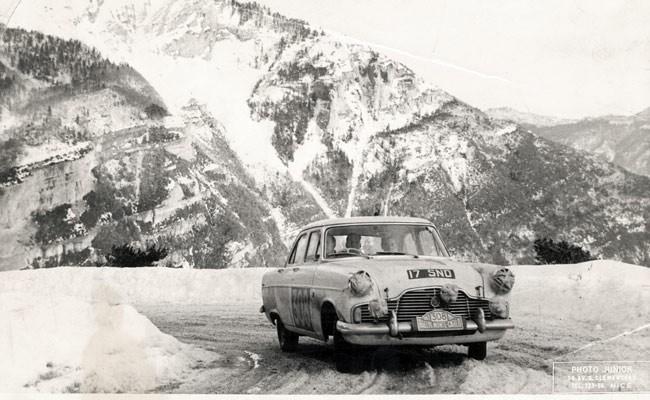 rallye monte carlo 1961 rallye monte carlo forum rallye. Black Bedroom Furniture Sets. Home Design Ideas